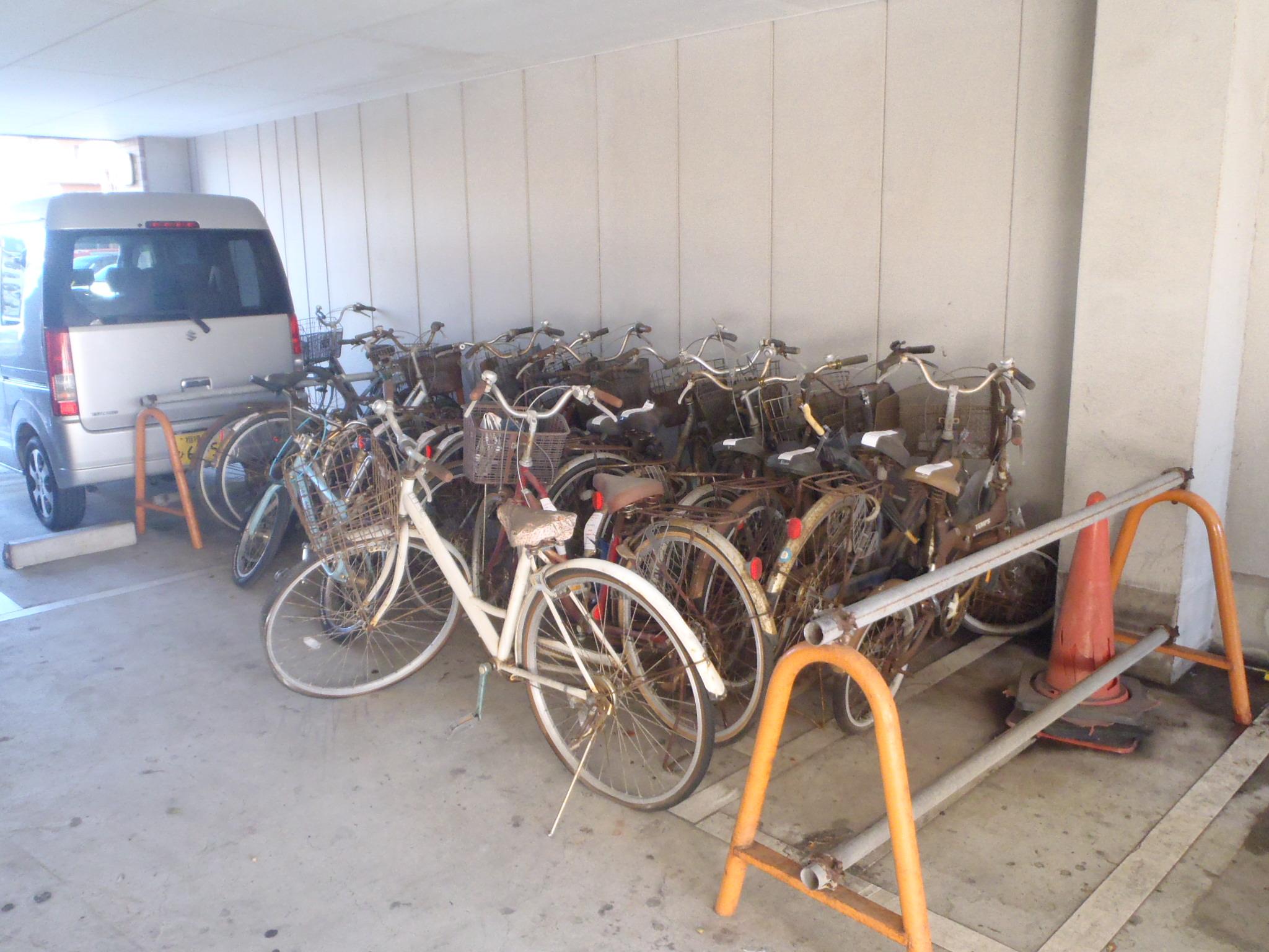 自転車の 茅ヶ崎 自転車 撤去 : 自転車撤去・放置バイク撤去 ...
